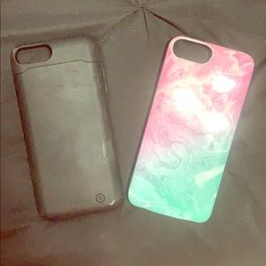 Accessories - RECHARGEABLE IPHONE 8 PLUS CASES